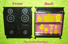 ✿ MONSTER HIGH SCHOOL PLAYSET REPLACEMENT DOLL SIZE DJ SPEAKER BOOTH / SHELF ✿