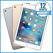 Apple iPad Mini 4th Generation 16/64/128 Space Grey/SilverGold Wifi 12M Warranty