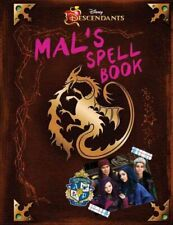 Descendants: Mal's Spell Book by Disney Book Group 9781484726389 | Brand New