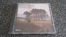 Beethoven String Quartets. Op.18. no5, Op.59 no1 New Budapest Quartet CD