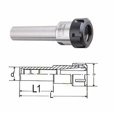 """New C3/4 ER32 4"""" Straight Shank Collet Chuck CNC Milling Lathe Tools"""
