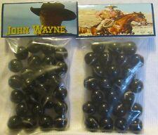 2 Bags Of John Wayne Actor Promo Marbles