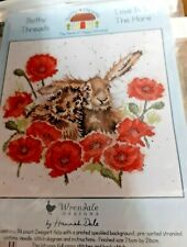 Bothy Threads Wrendale 'Love Is In The Hare' Counted Cross Stitch Kit XHD61