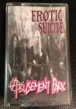 "EROTIC SUICIDE ""Abusement Park"" Audio Cassette Tape (1993)"