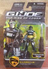 Gi Joe Rise Of Cobra Toys R Us Exclusive Figura De Barbacoa Sellado Bombero