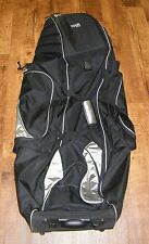"Tour Collection Black 45"" Long Multi-Pocket Zip-Up Golfing Travel Cover / Bag"