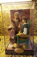 '17 Disney Designer Doll Collection Rapunzel & Flynn Tangled Set Limited Edition