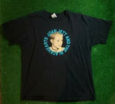 Vintage - Joan Jett and The Blackhearts 1990s - T Shirt - Size XL/Large