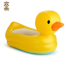 Munchkin Inflatable Safety Duck Tub Authentic and Brand New