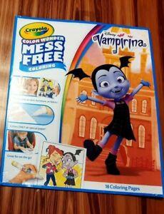 Crayola ~ Color Wonder Mess Free Coloring Book ~ Vampirina