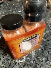 Kirkland Himalayan Pink Salt Grinder with Refill 26oz