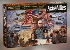 Axis & Allies 1942 SECOND EDITION A WWII STRATEGY GAME - AVALON HILL