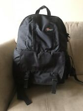 Lowepro Professional Camera Waterproof Travel Black Bag Backpack