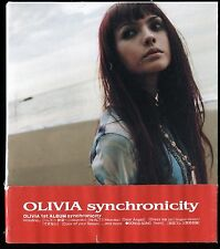 Olivia Lufkin - Synchronicity +1 bonus track JAPAN 1st press CD 2000 AVCD-11883