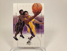 2000-01 Upper Deck SP Authentic Sample Kobe Bryant #S1 Los Angeles Lakers