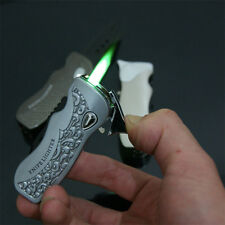 Rare Creative Multifunction Pocket Cigarette Lighter Windproof Jet Torch Flame