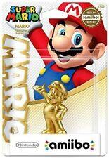 amiibo Mario gold Nintendo (neuf)