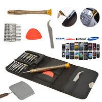 16 in 1 Mobile Phone Repair Tool Kit Screwdriver Set iPhone iPod iPad Samsung UK