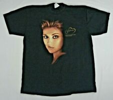 Vintage 1998 Celine Dion Let's Talk About Love World Tour T-Shirt - Size Large