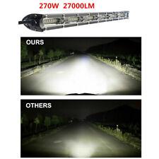 """1Pcs 270W 20"""" 27000LM Spot Flood Combo Beam LED Work Light Bar For Car Lighting"""