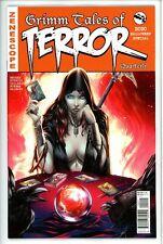 Grimm Tales of Terror Halloween Special 1