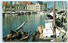 *Curacao Little Holland of the West Indies Caribbean Netherlands Postcard A21