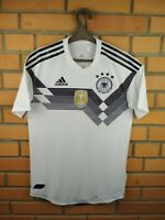 Germany Authentic Jersey 2019 Home S Player Issue Shirt BR7313 Football  Adidas
