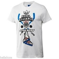 Adidas STAR WARS REBEL ALIANCE HOTH WINTER GAME ICE HOCKEY T-Shirt-Jersey~Sz 2XL
