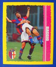 FIGURINA MERLIN CALCIO KICK OFF 1997/98 1998 - A - R. BAGGIO - BOLOGNA - new