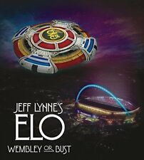 JEFF LYNNE'S ELO CD - WEMBLEY OR BUST [2CD/1BLU-RAY](2017) - NEW UNOPENED