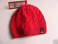 bonnet ESPRIT pour fille garçon 45% coton violet NEUF de hat cap girl taille S