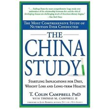 The China Study T Colin Campbell Vegan Whole Food Diet Plant Based