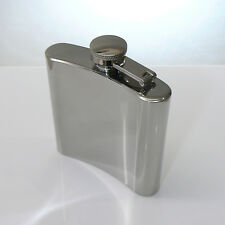 Royal Canadian Air Force 6oz Stainless steel hip flask