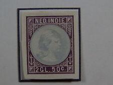 test essay proof Postzegel Nederlands Indie Dutch East Indies Imperforated (*)