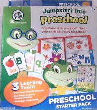 NEW LeapFrog#174; Jumpstart Into Preschool Starter Pack Free Shipping