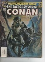 The Savage Sword of Conan the Barbarian #83  Marvel Magazine Group December 1982