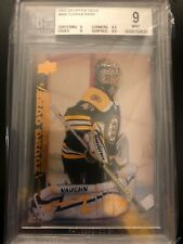 2007/08 UPPER DECK  YOUNG GUNS Tuukka Rask RC Rookie  Card  BGS 9 MINT Bruins 🔥