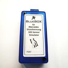 MERCEDES BLUEBOX simulatore Sedile Tappetino Occupazione Airbag Srs classe e w210