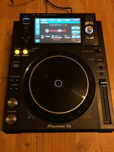 Pioneer XDJ-1000MK2 DJ Multimedia MP3-Player - Schwarz
