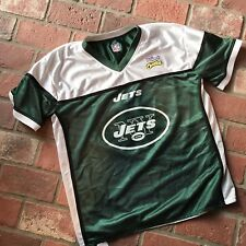 Jets NFL Flag Football Reversible Jersey Size Adult XL