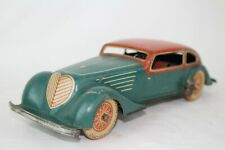 1930's Guntherman Distler Windup Tin Limousine Car, Nice Original