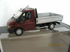 Minichamps 2001 Ford Transit Single Cab Truck 1/43 Diecast Limited Edition