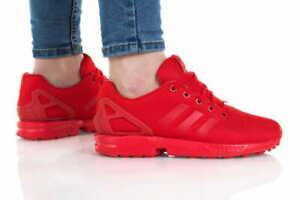 Adidas ZX Flux Red Women EG3823 Genuine trainers