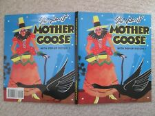 POP-UP MOTHER GOOSE~Harold Lentz~APPLEWOOD~
