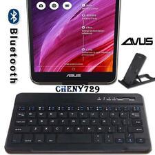 """Para 7"""" 8"""" ASUS Fonepad/MEMO/ZenPad Tablet Teclado Inalámbrico Bluetooth + base"""