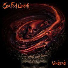 Six Feet Under - Undead (2012)  CD  NEW/SEALED  SPEEDYPOST