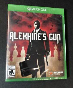 Alekhine's Gun (XBOX ONE) NEW