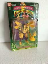 1994 Bandai Power Rangers Stinger Shooting Grumble Bee Evil Space Aliens MIP