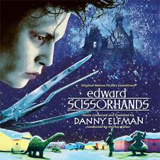 Edward Scissorhands cd sealed intrada oop