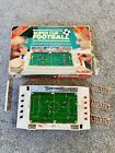 super cup football tomy 1980s. With Balls.  Vintage. Working. Loft Find. Boxed.